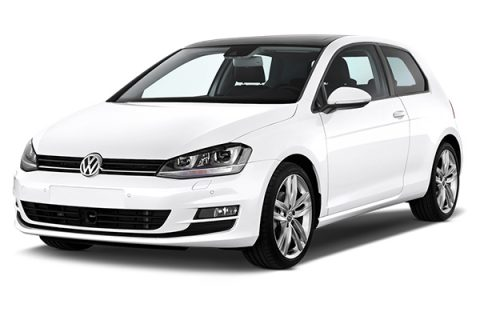 Rent a car - Imotski - VW Golf VII