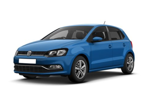 Rent a car - Imotski - VW Polo