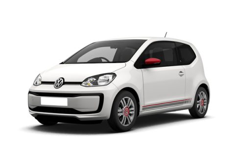 Rent a car - Imotski - VW Up
