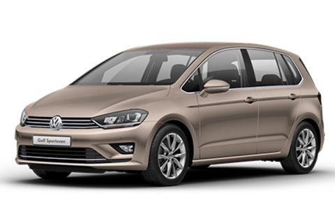 Rent a car - Imotski - VW Golf Sportvan VII