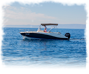 Rent a boat imotski - imota touristik