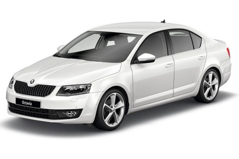 Rent a car - Imotski - Skoda Octavia