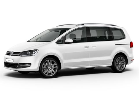 Rent a car - Imotski - VW Touran